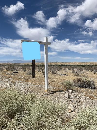 Helendale CA Residential Lots & Land For Sale: $89,000
