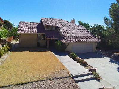 Helendale Single Family Home For Sale: 14648 Greenbriar Drive