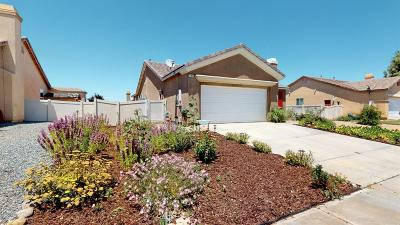 Adelanto Single Family Home For Sale: 11854 Broad Oak Court