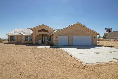 Phelan Single Family Home For Sale: 12175 Barbet Road