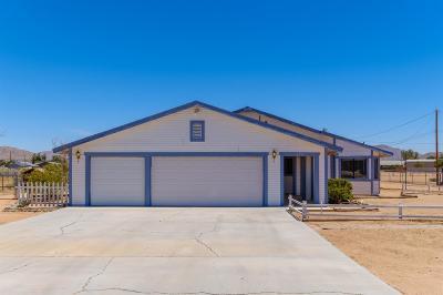 Apple Valley Single Family Home For Sale: 15221 Dakota Road