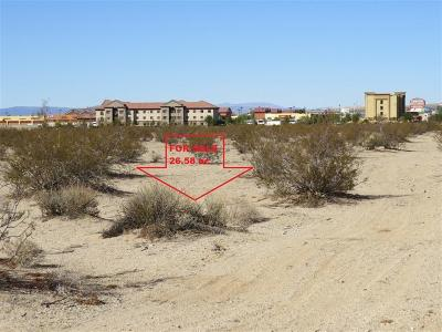 Barstow CA Commercial Lots & Land For Sale: $2,100,000