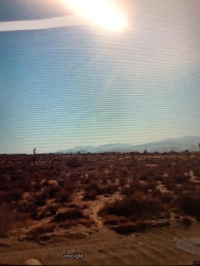 Phelan CA Residential Lots & Land For Sale: $15,000