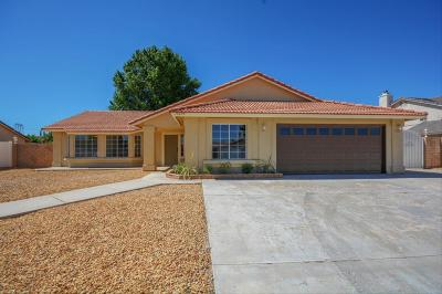 Hesperia Single Family Home For Sale: 15275 Kern Avenue