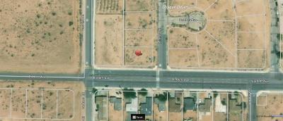 Adelanto CA Residential Lots & Land For Sale: $19,000