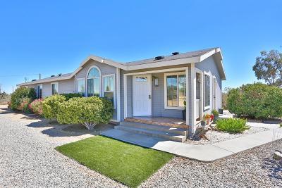 Phelan Single Family Home For Sale: 12575 Johnson Road