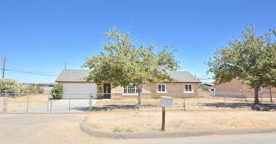 Hesperia Single Family Home For Sale: 18072 Sequoia Street