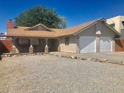 Victorville Single Family Home For Sale: 13100 Caspian Drive