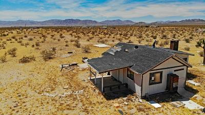 Lucerne Valley Single Family Home For Sale: 1 Dido Avenue