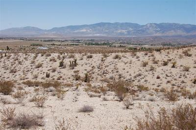 Lucerne Valley CA Residential Lots & Land For Sale: $12,900