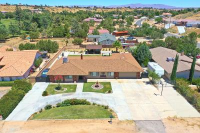 Hesperia Single Family Home For Sale: 17676 Adobe Street