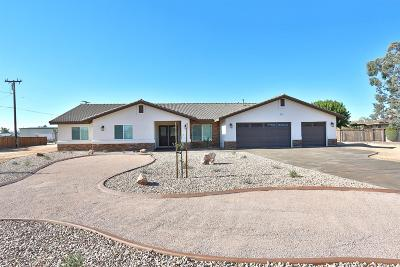 Apple Valley Single Family Home For Sale: 20250 Shoshonee Road