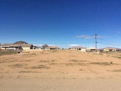 Apple Valley Residential Lots & Land For Sale: Tepee Road