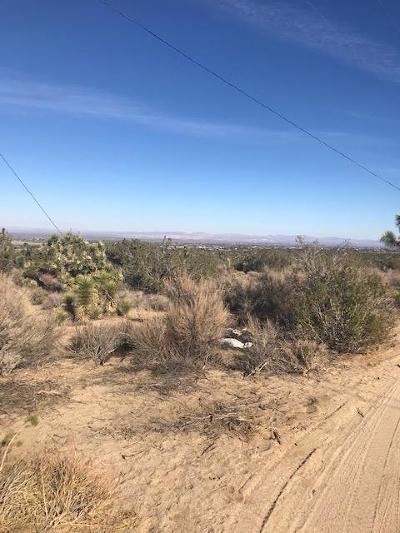 Pinon Hills CA Residential Lots & Land For Sale: $39,000