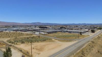 San Bernardino County Commercial Lots & Land For Sale: 415271 Santa Fe Avenue