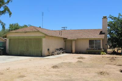 Apple Valley Single Family Home For Sale: 22091 Cherokee Avenue
