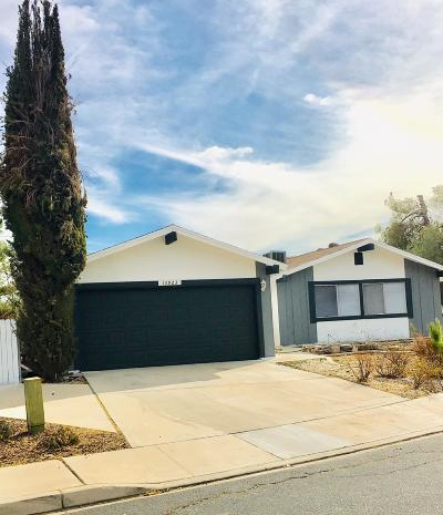 Victorville Single Family Home For Sale: 13923 Smoke Tree Road