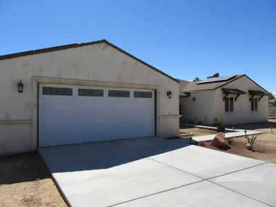 Apple Valley Single Family Home For Sale: 19798 Modoc Road