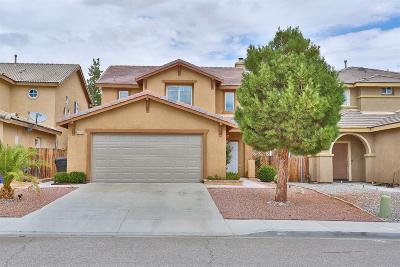 Victorville Single Family Home For Sale: 13152 Vista Del Sol Court