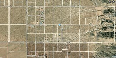 Apple Valley Residential Lots & Land For Sale: Chrysolite Road