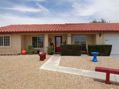 Victorville Single Family Home For Sale: 16512 Talpa Street