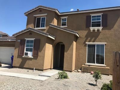 Victorville Single Family Home For Sale: 13575 Western Meadows Lane