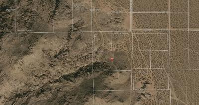 Apple Valley CA Residential Lots & Land For Sale: $9,900