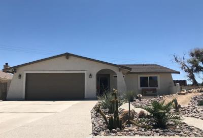 Victorville Single Family Home For Sale: 18585 Mountain Meadows Drive