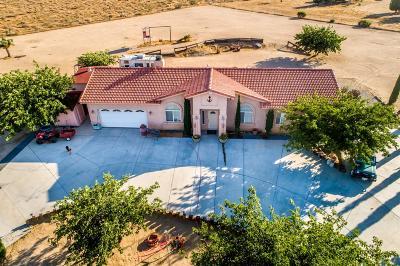Phelan Single Family Home For Sale: 4465 Sunset Road