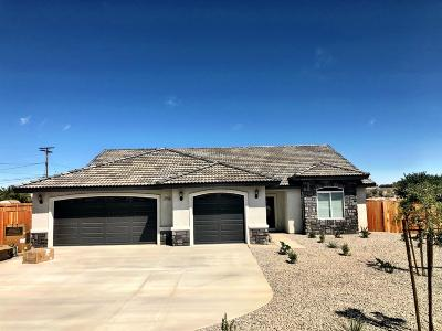 Apple Valley Single Family Home For Sale: 18446 Cocopah Road