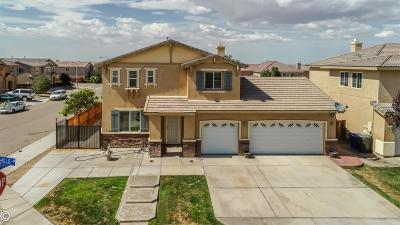 Victorville Single Family Home For Sale: 11746 Grotto Hills Lane #92392