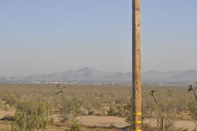 Apple Valley Residential Lots & Land For Sale: Desert View Or Tussing Ranch Road