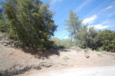 Wrightwood Residential Lots & Land For Sale: 26602 Timberline Drive