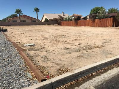 Helendale Residential Lots & Land For Sale: Orchard Hill Lane #92342