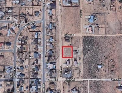 Apple Valley Residential Lots & Land For Sale: Juniper Road