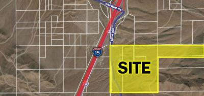 Barstow Residential Lots & Land For Sale: Sorrel Trail