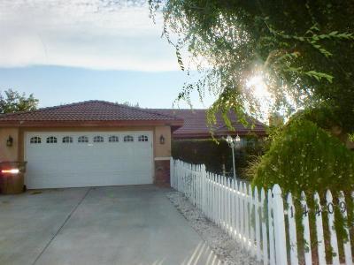 Hesperia Single Family Home For Sale: 14409 Stone Creek Trail