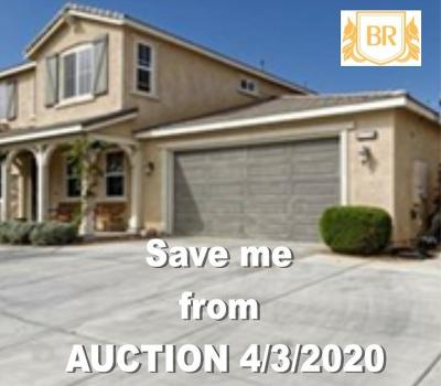 Victorville Single Family Home For Sale: 12774 Mesa View Drive
