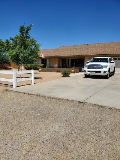 Victorville Single Family Home For Sale: 11856 Old Ranch Road