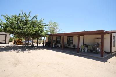 Phelan Single Family Home For Sale: 5628 Goss Road