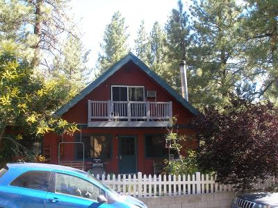 Wrightwood Single Family Home For Sale: 1758 Thrush Road