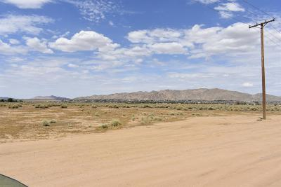 Apple Valley CA Residential Lots & Land For Sale: $49,500