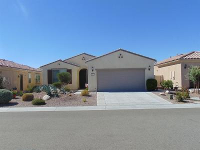Apple Valley CA Single Family Home For Sale: $325,000