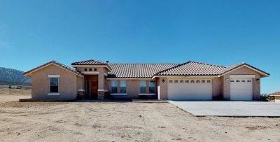 Pinon Hills Single Family Home For Sale: 10566 Ponderosa Road