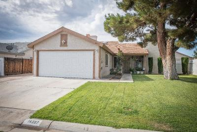 Hesperia Single Family Home For Sale: 14397 Birchwood Drive