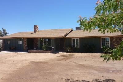 Hesperia Single Family Home For Sale: 17911 Fresno Street