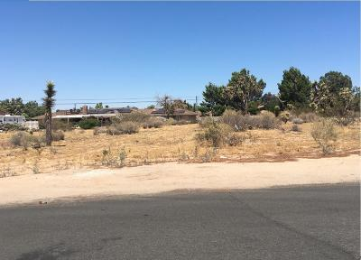 Apple Valley CA Residential Lots & Land For Sale: $90,000