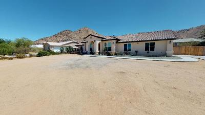Apple Valley Single Family Home For Sale: 23444 Taos Road
