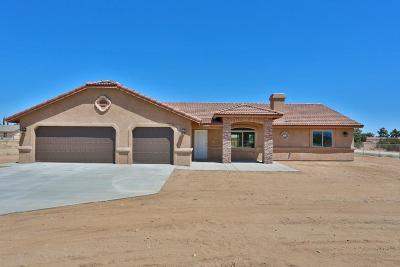 Hesperia Single Family Home For Sale: 14080 Spruce Street