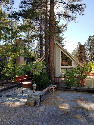 Wrightwood Single Family Home For Sale: 5620 Dogwood Road